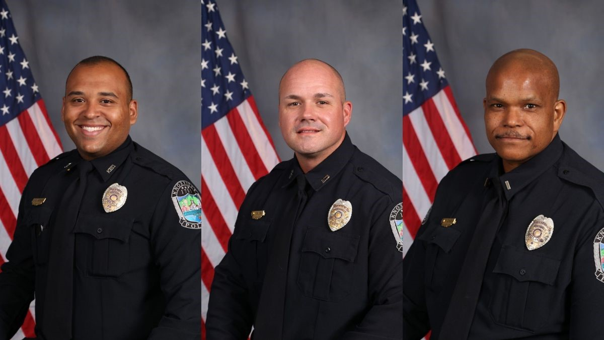 KPD Releasing Names of Officers Involved in Monday's Officer-Involved Shooting at Austin East