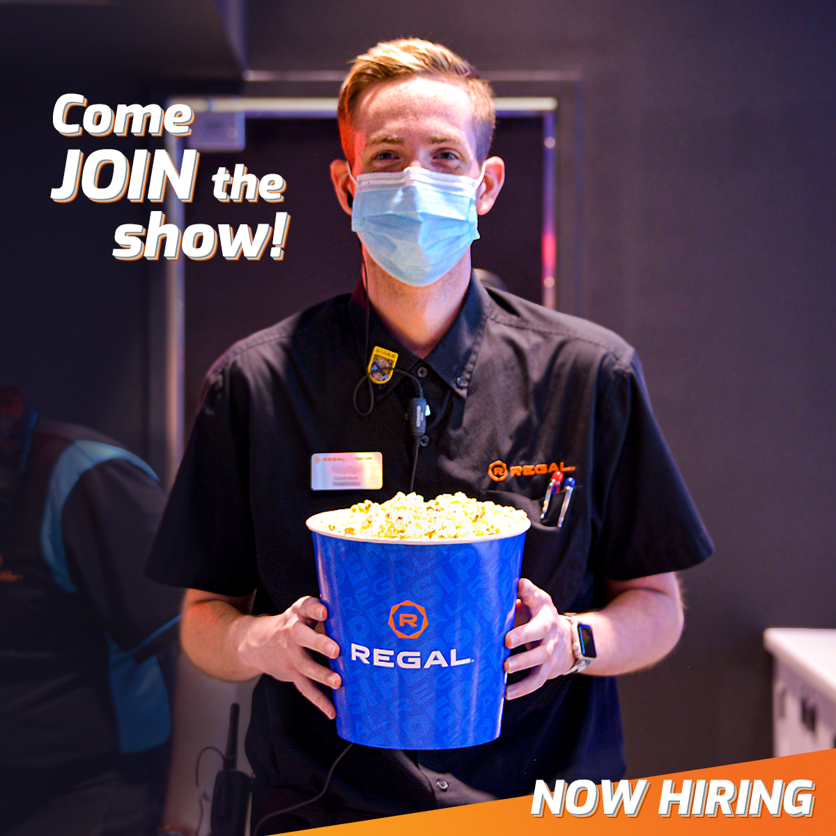 Regal Cinemas Job Fair 4/28 & 4/29