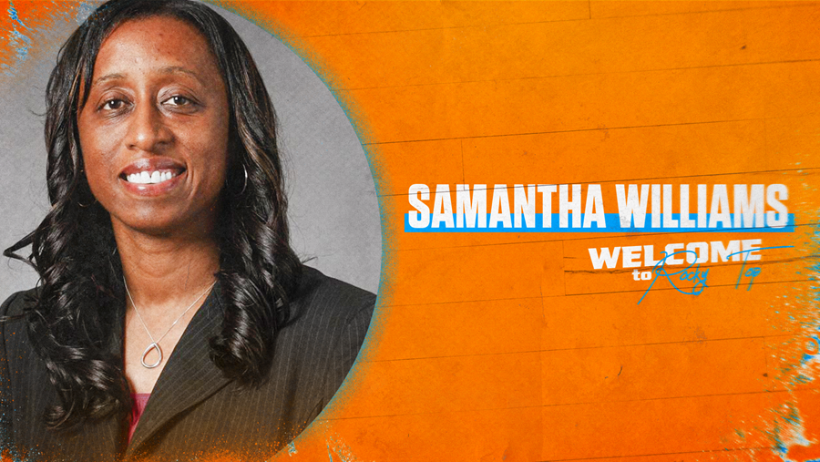 Harper adds Samantha Williams to Lady Vols staff