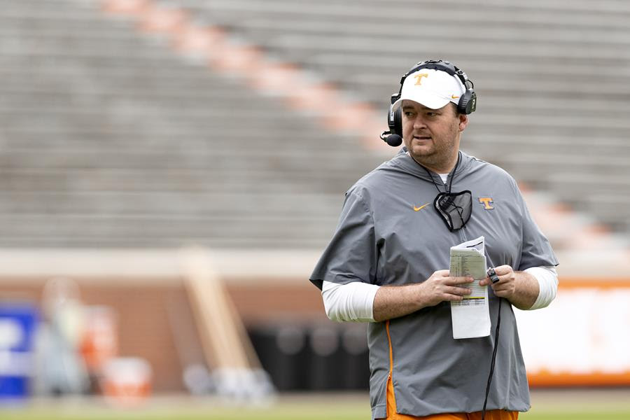 Transcript: Vols Scrimmage, Heupel Expresses Excitement For Orange & White Game