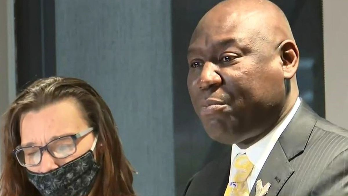 Family of Anthony Thompson, Jr. Hire Civil Rights Attorney Ben Crump