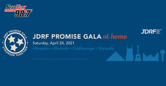 JDRF Promise Gala at Home