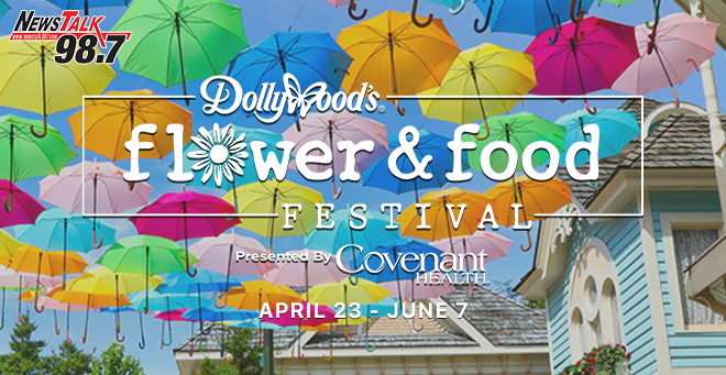Dollywood's Flower & Food Festival