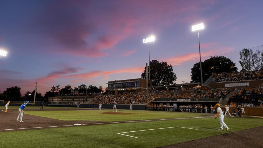 Tennessee Selected as Potential NCAA Baseball Tournament Host Site