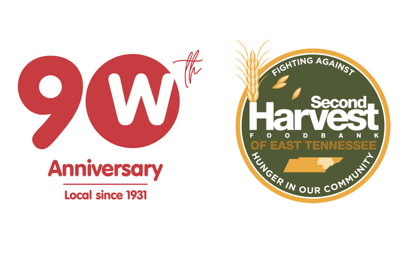Weigel's marks 90 years by making donation to Second Harvest