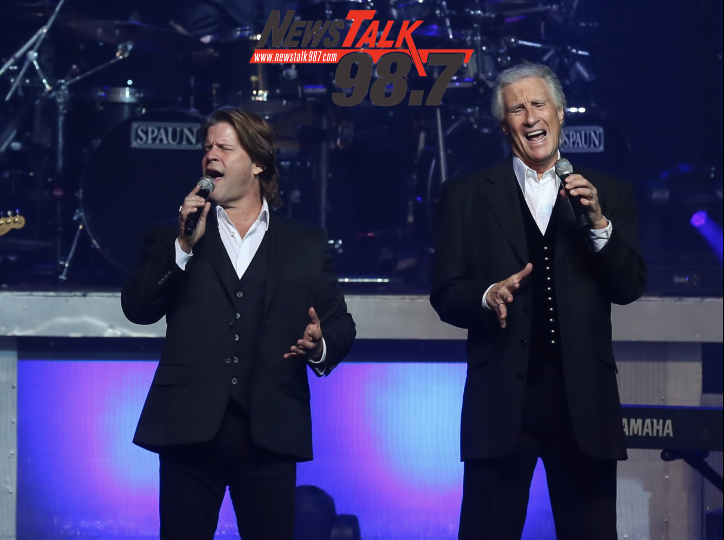 The Righteous Brothers- Tennessee Theatre- 9/17/2021