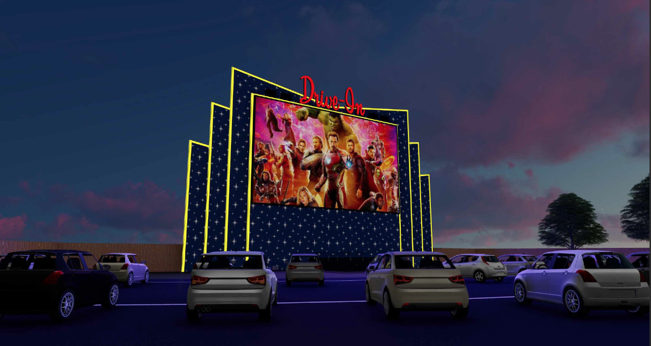 Register to win tickets to Loco Drive-In!