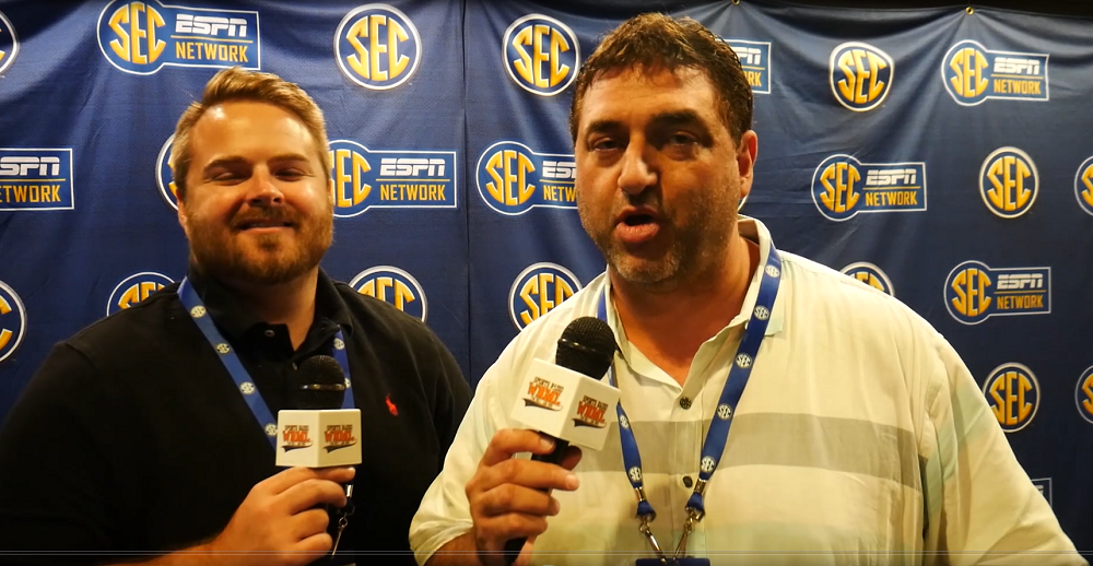 WATCH: 99.1 THE Sports Animal's Day 4 recap of #SECMD21