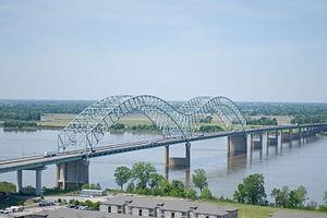 I-40 Bridge Over Mississippi River Back Open