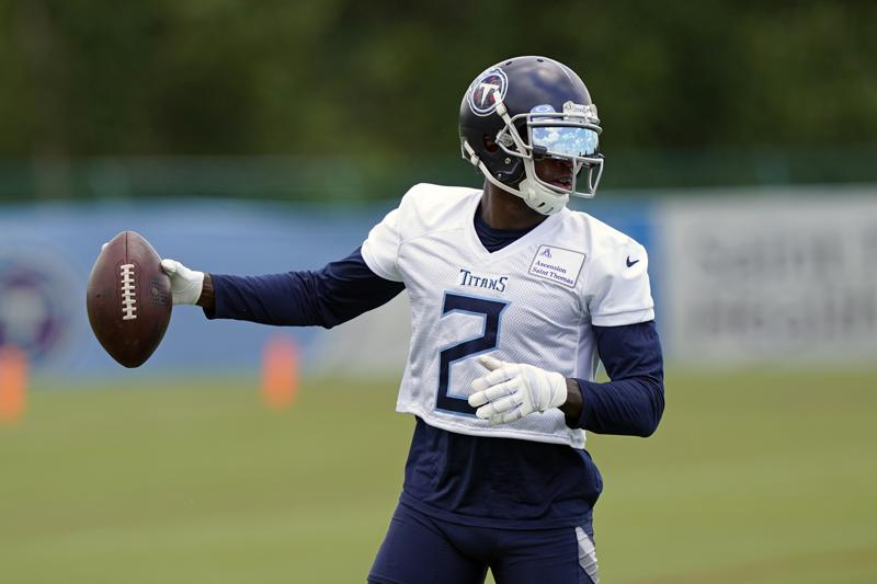 Titans WR Julio Jones Facing Allegations of Illegally Selling Millions of Dollars of Cannabis