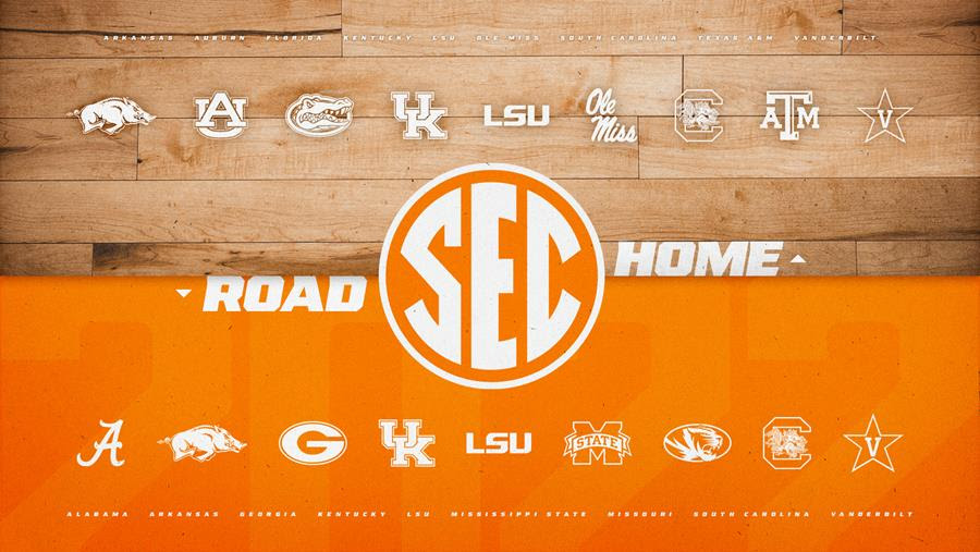 SEC Announces 2021-22 Men's Hoops Conference Opponents