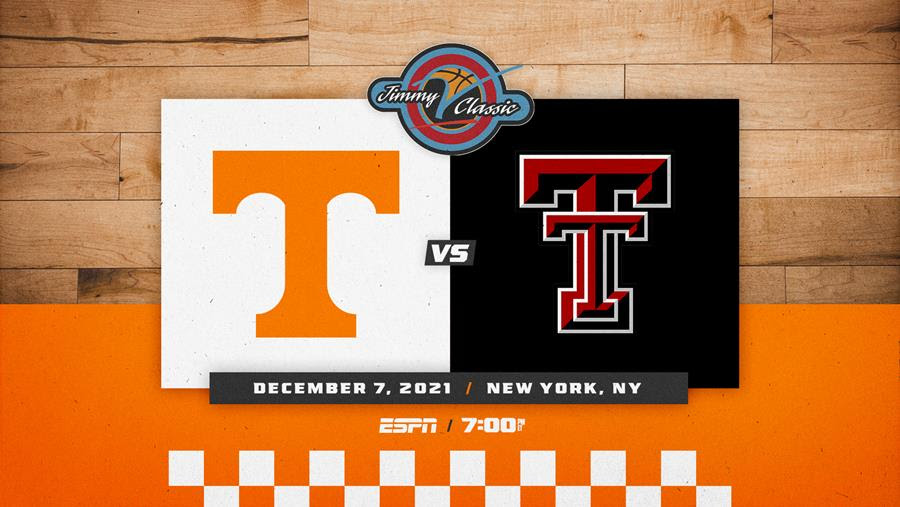 Tip Time Set for Jimmy V Classic Matchup with Texas Tech