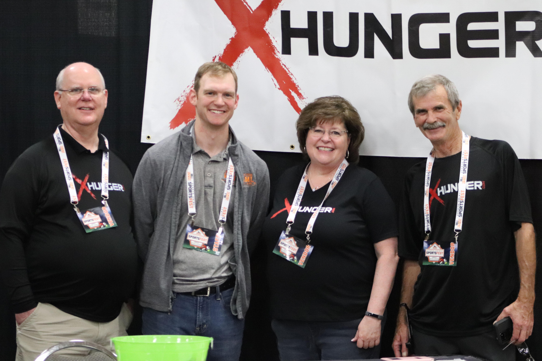 X Hunger W Joel