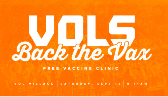 You Can Get a Free COVID Vaccine at Vol Village Before the Volunteers Take on Pittsburgh
