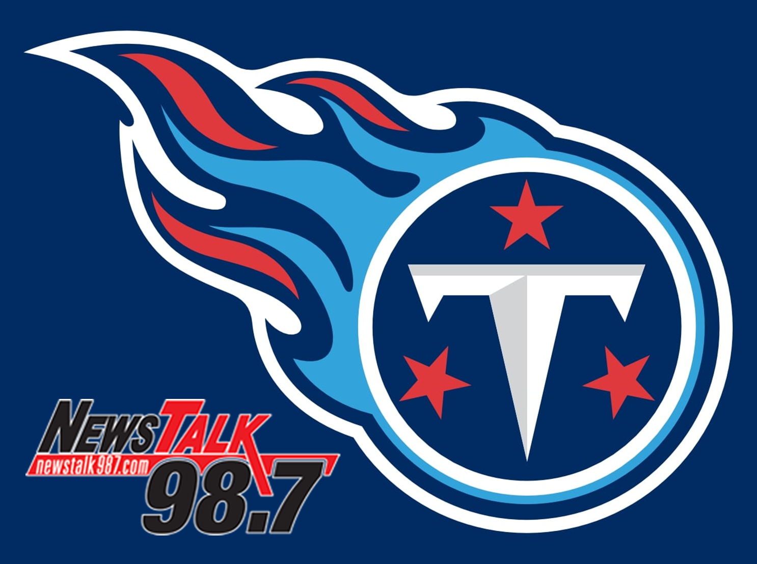Listen to the Tennessee Titans on Newstalk 98.7!