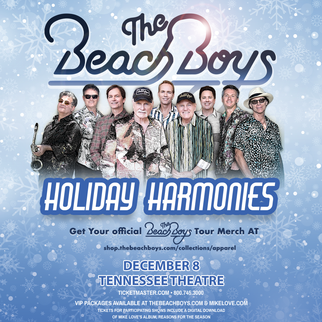The Beach Boys Holiday Harmonies Tour