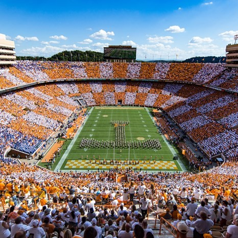 Tennessee vs. Ole Miss Game is Sold Out, First Time Since 2017