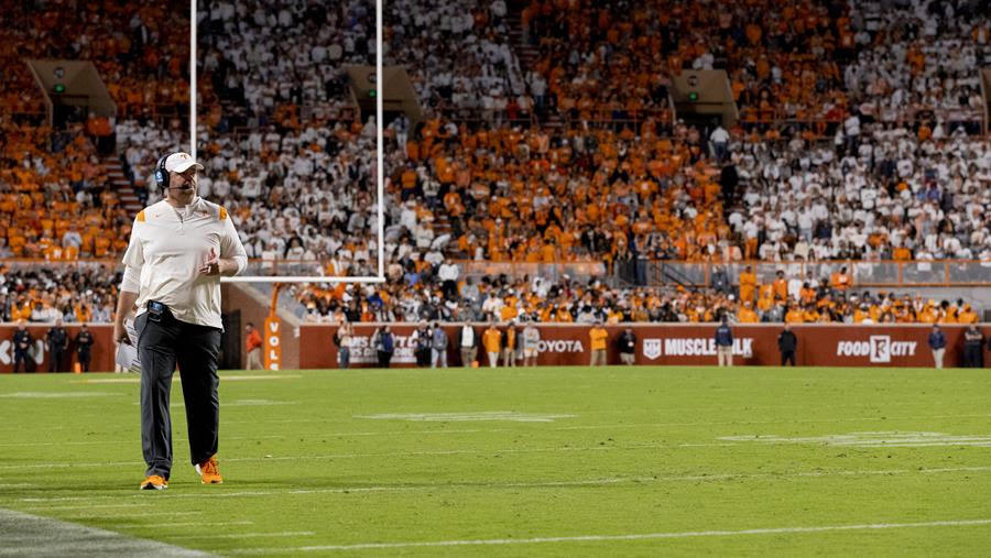 Quotes: Battle-Tested Vols Eager for Rivalry Game at Alabama