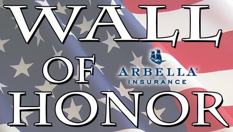Honor Veterans with the Wall of Honor