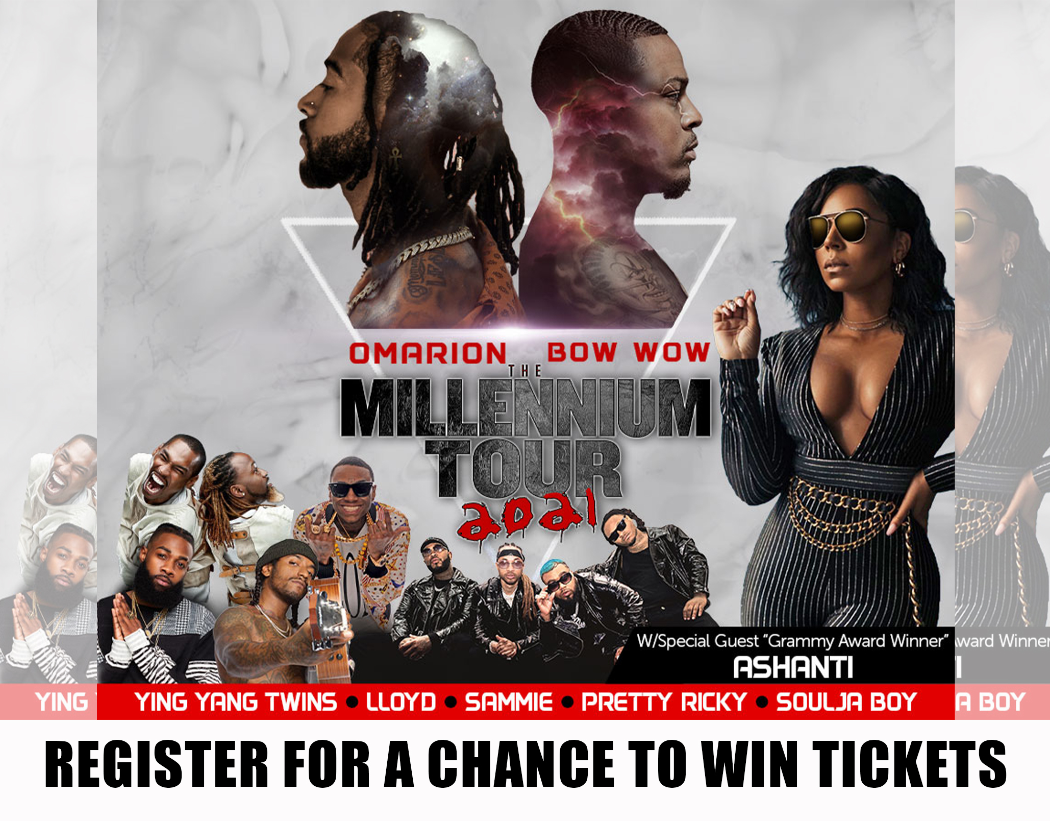 The Millennium Tour!