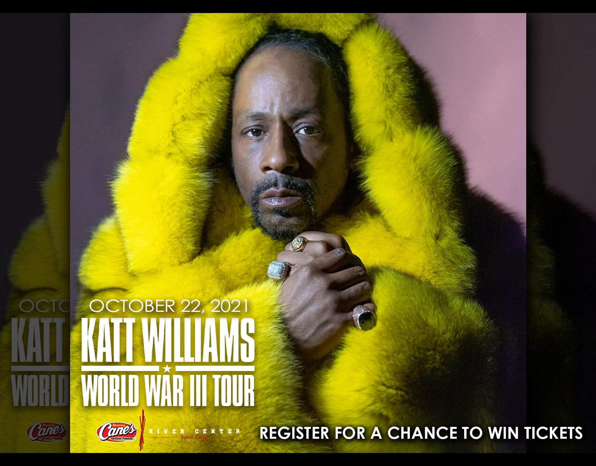Katt Williams: World War III Tour
