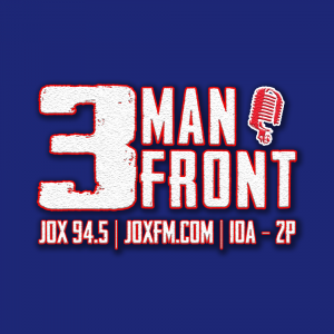 3 Man Front Tuesday Recap and Wednesday Preview