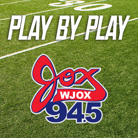 Jox Play-by-Play Schedule