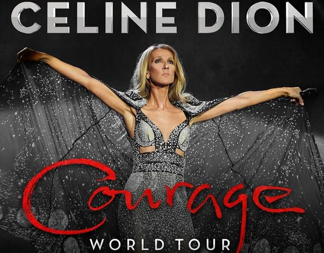 Enter to WIN Celine Dion tickets!