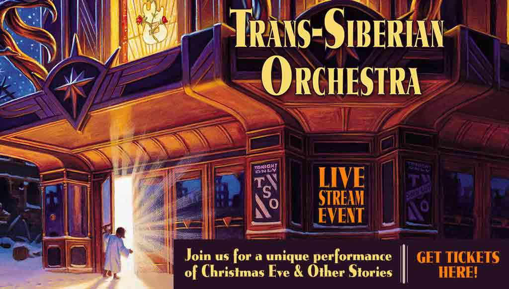 Sponsored by Fisher & Sons Jewelers   Win Tickets to the Trans-Siberian Orchestra Live Event