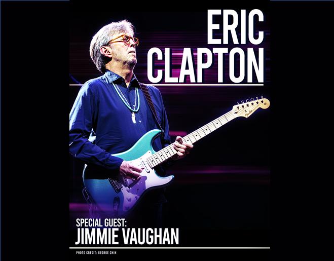 Listen to Win Eric Clapton Tickets