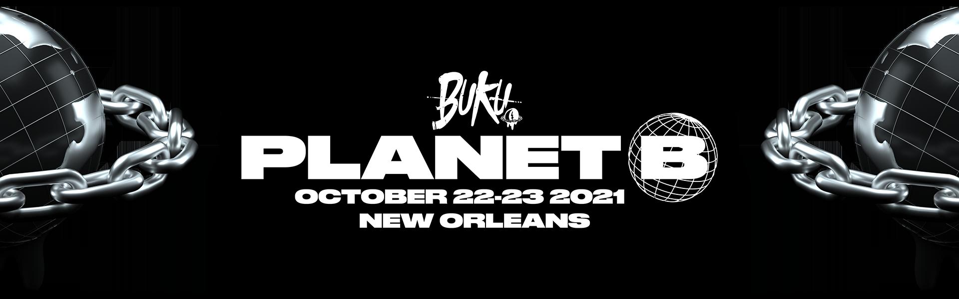 Buku Planet B | October 22-23, 2021