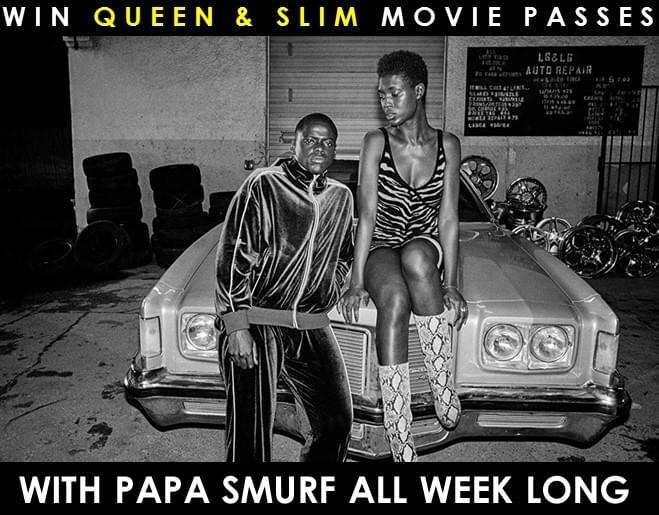 Enter to Win Queen & Slim Movie Passes