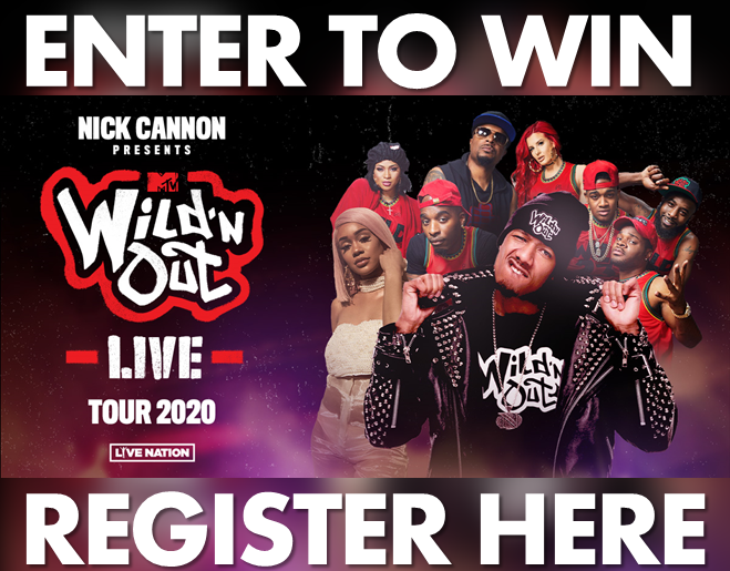 Enter to WIN Wild N Out Tickets