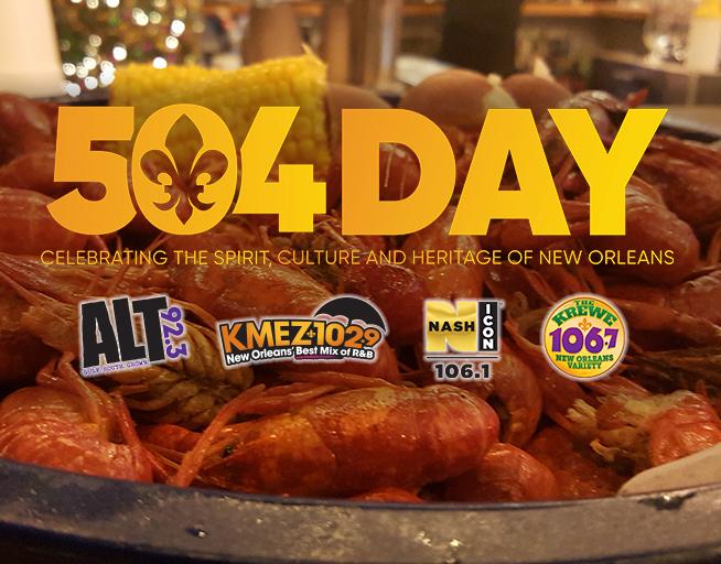 Happy 504 Day!