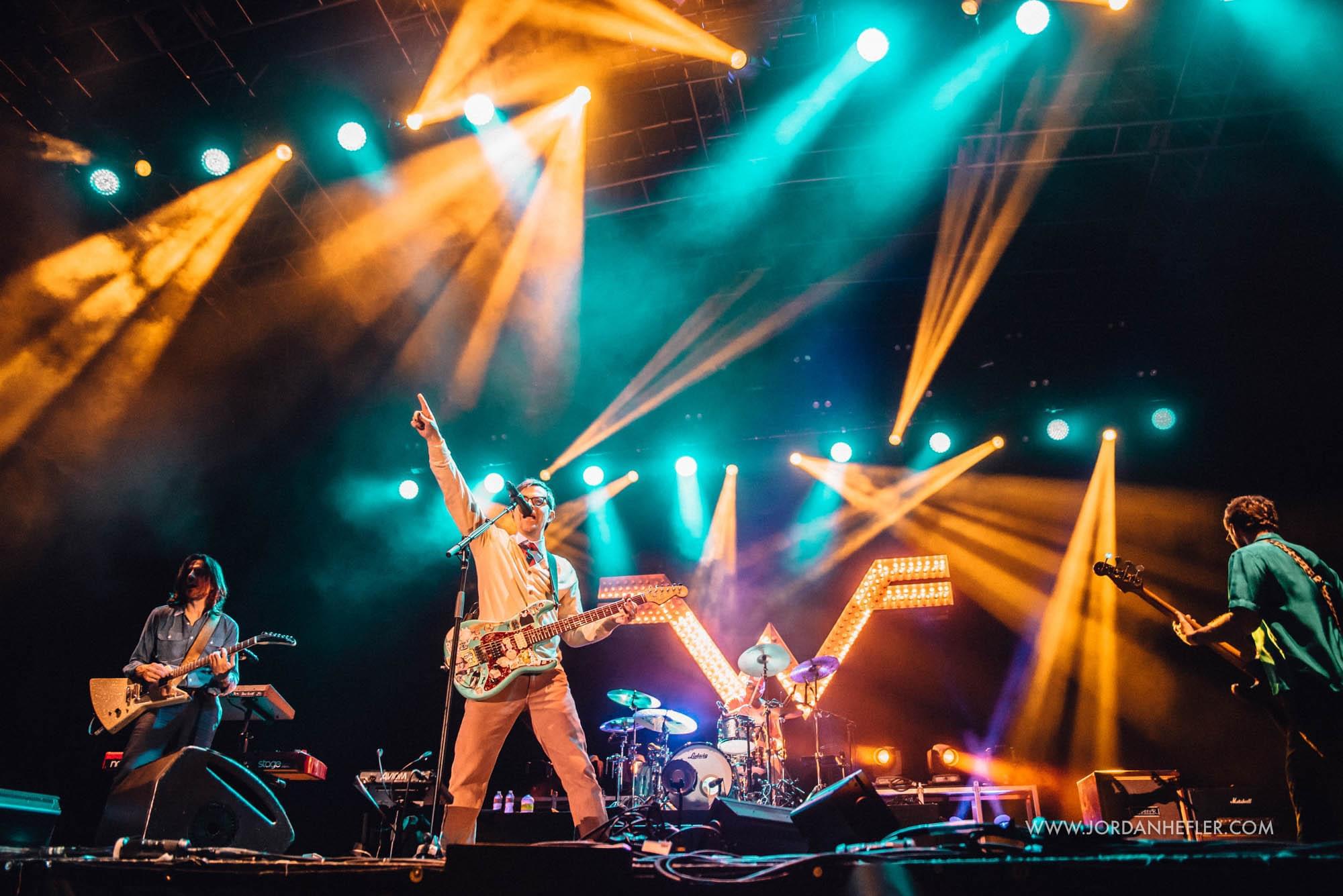 Weezer/Pixies- Meet & Greet/Concert 6.26.2018