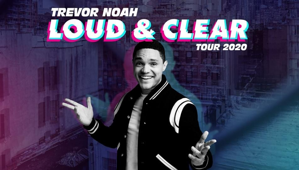 Enter to Win Trevor Noah Tickets