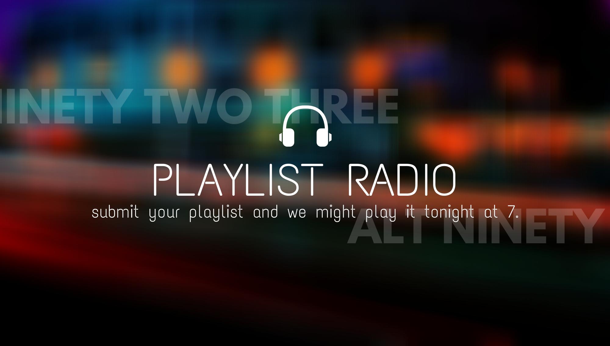 Playlist Radio