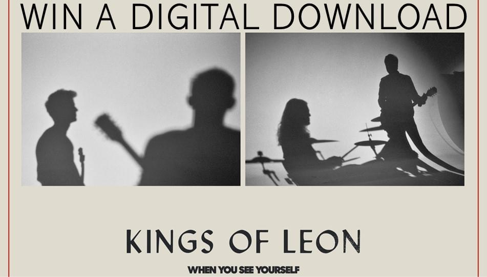 Enter to Win KINGS OF LEON Album!