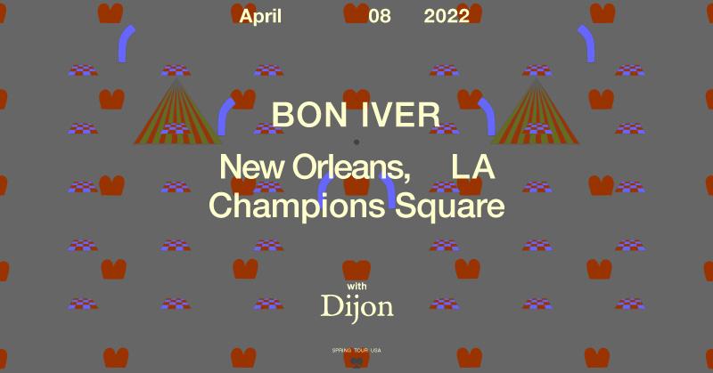 Win BON IVER Tickets!