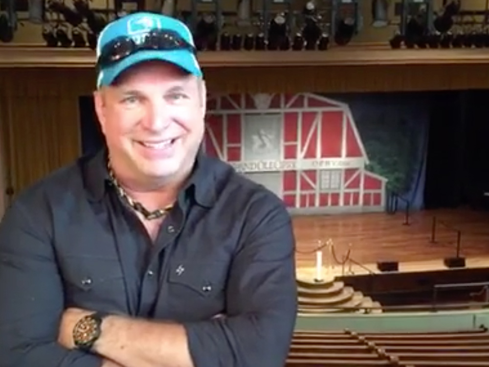 Teary-eyed Garth Brooks Shares CMA Award Nomination Reaction and More From the Ryman