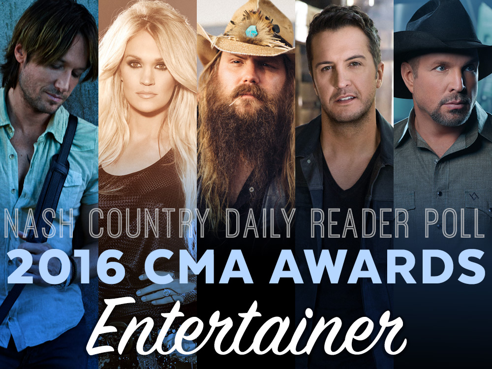 Vote Now: Who Should Win the CMA Entertainer of the Year Award