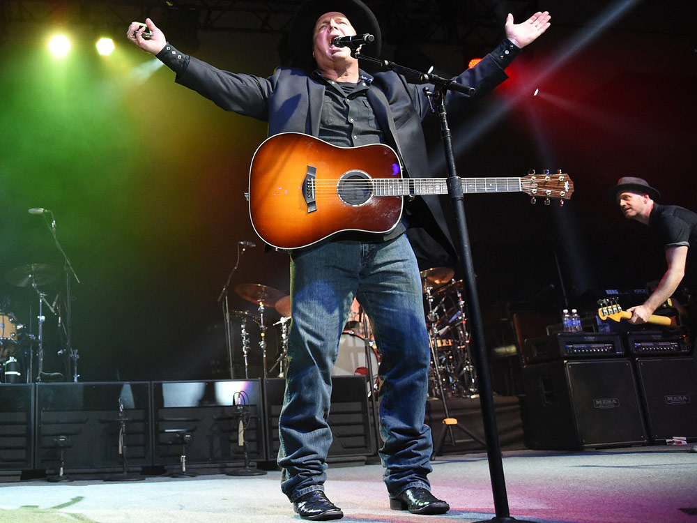 Garth Brooks, Kenny Chesney, Luke Bryan & Toby Keith Are Country Music's Top Earners on Forbes' 2016 List