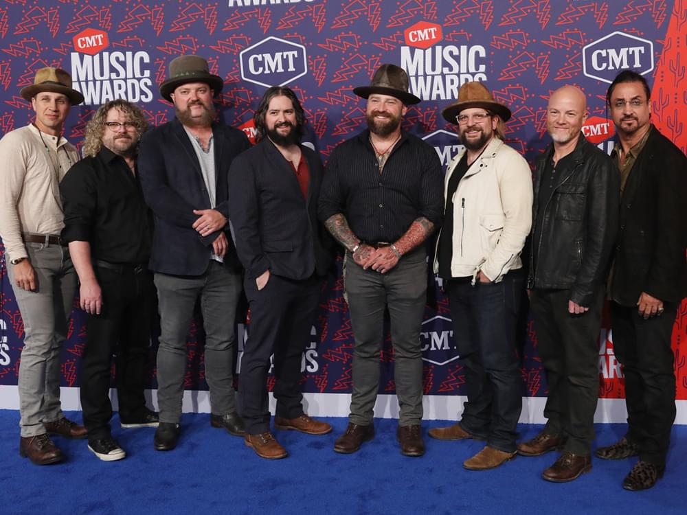 "Zac Brown Band's ""The Owl"" Debuts at No. 1 on Billboard's Top Country Albums Chart"