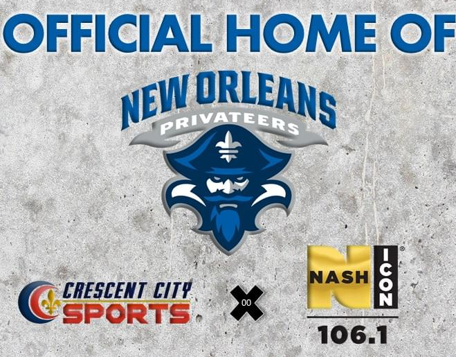 Crescent City Sports x NASH Icon 106.1: Official Home of New Orleans Athletics