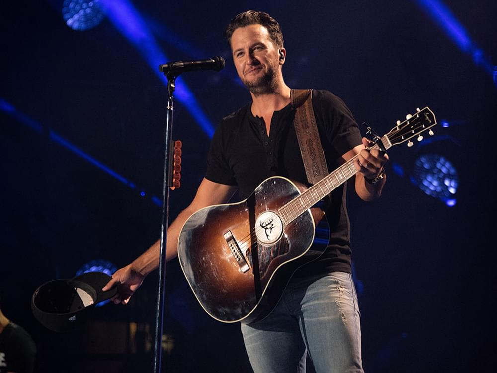 Reward Offered After Luke Bryan's Pet Deer Illegally Shot & Killed