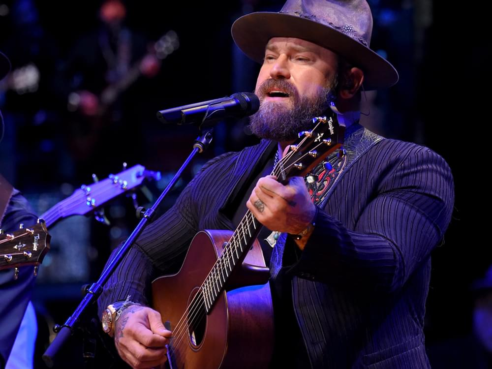 "Zac Brown Band Announces ""Roar With the Lions Tour"""