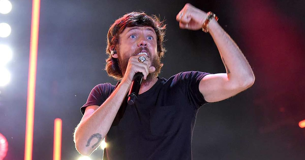 "Chris Janson's ""Done"" Reaches No. 1 on Billboard Country Airplay Chart"