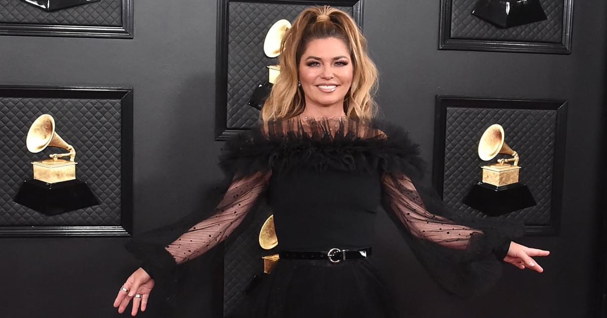"""Shania Twain to Release New Box Set, """"The Woman in Me: Diamond Edition"""""""