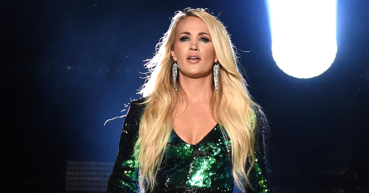 Carrie Underwood to Celebrate First Holiday Album With New TV Special