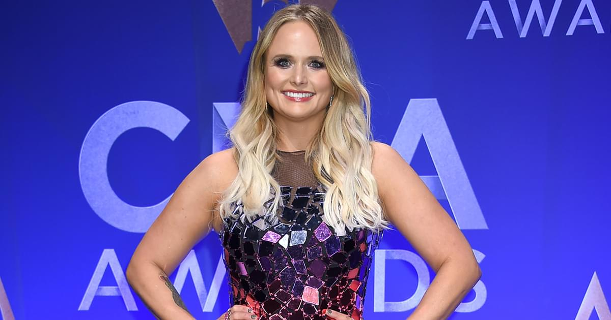"Miranda Lambert Says Female Representation at the CMA Awards ""Is a Little Bit of a Step in a Good Direction"""